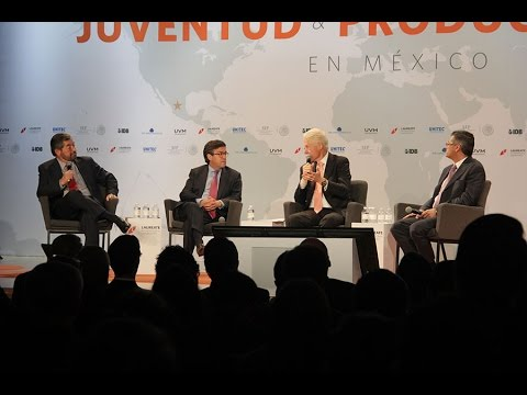 The Laureate Summit on Youth Productivity in Mexico