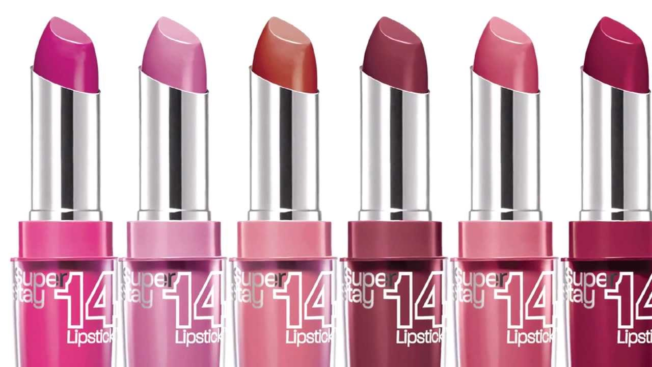 Details about Maybelline Superstay 14H Lipstick Choose From 8 Shades