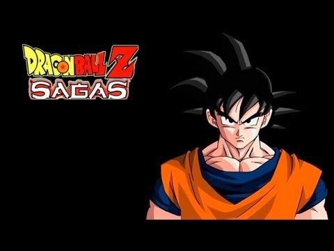 Dragon Ball Z Sagas.