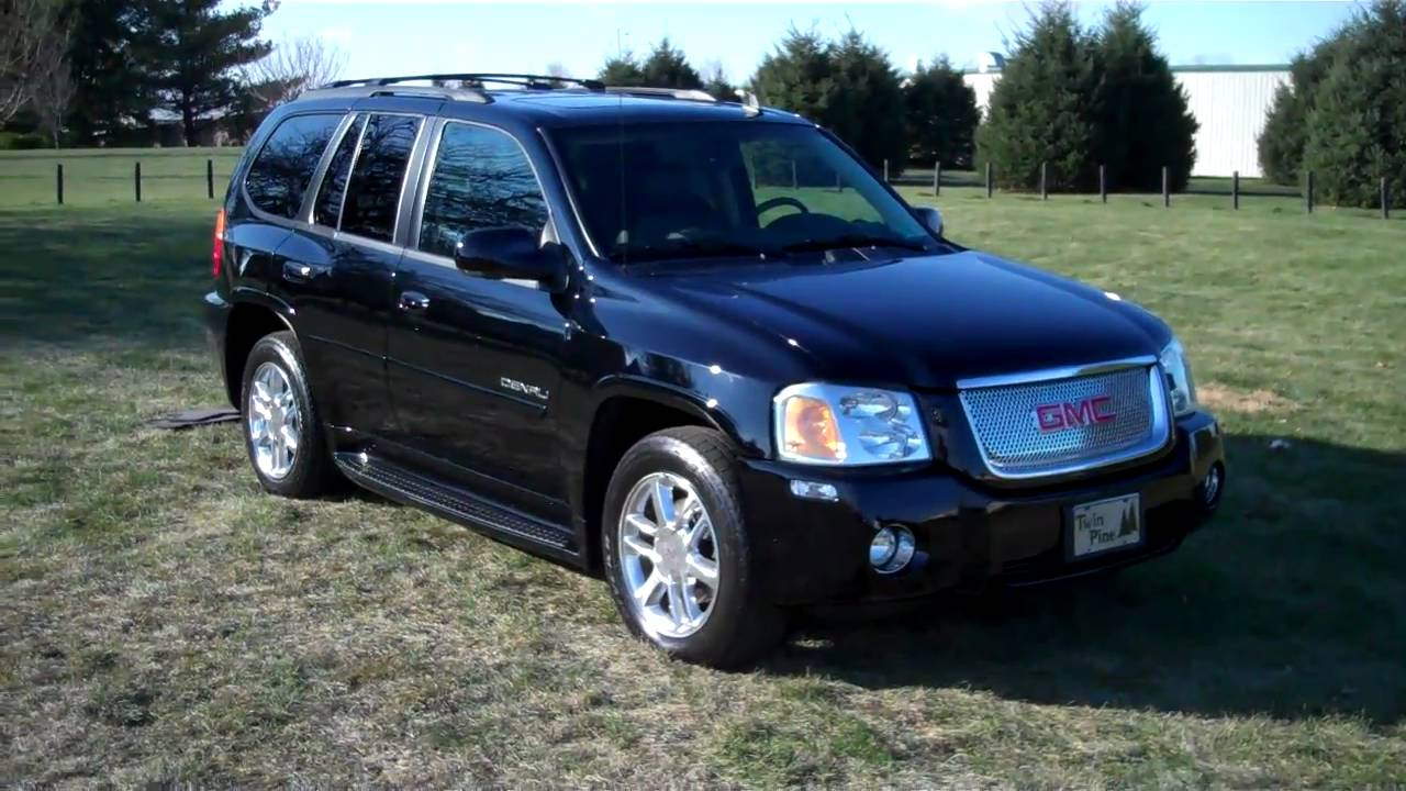 GMC ENVOY DENALI AWD  YouTube