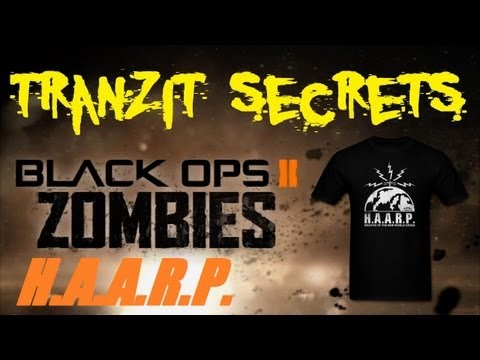Tranzit Zombies Secrets: HAARP Research Station and Weather Control