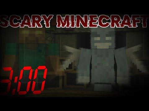 #2 Вернулся в СТРАШНЫЙ Майнкрафт! Куча ПАСХАЛОК в Minecraft пародии на ФНАФ!