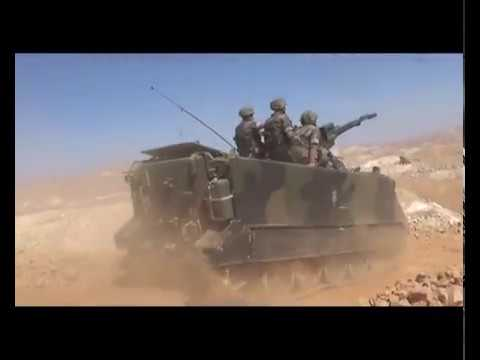 Lebanese Army moved into Arsal outskirts