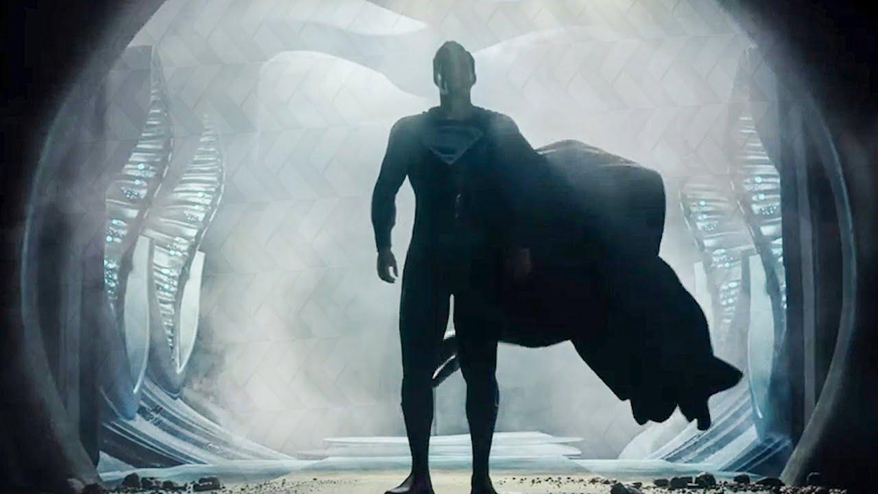 Superman Gets His Black Suit - ZACK SNYDER'S JUSTICE LEAGUE New Trailer (2021)