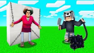 KORKUNÇ ÖĞRETMENE İŞKENCE YAPTIM! 😱 - Minecraft