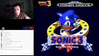 LIVE - Q&A #39, najstarszy prototyp z Sonica 3 (1993 - Mega Drive)