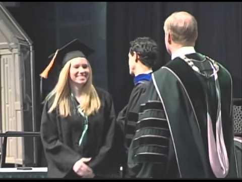 2014 University of North Dakota Spring Commencement Ceremony