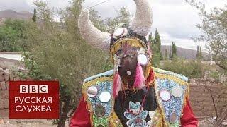 Карнавал дьявола в Аргентине  никаких женщин