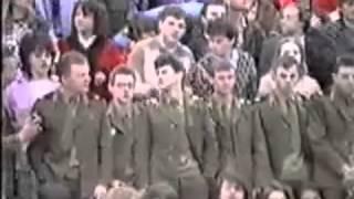 Более полная версия концерта В.Цоя и КИНО в Минске