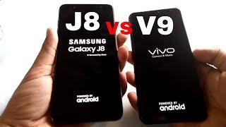 Samsung J8 Vs Vivo V9 | Who wins👑👑👑