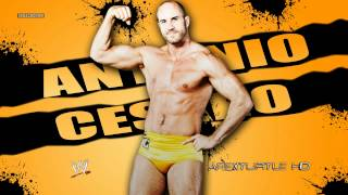 "2012 : Antonio Cesaro 1st WWE Theme Song - ""Engerland (Fabio The Daddyo)"" + Download Link (HD)"