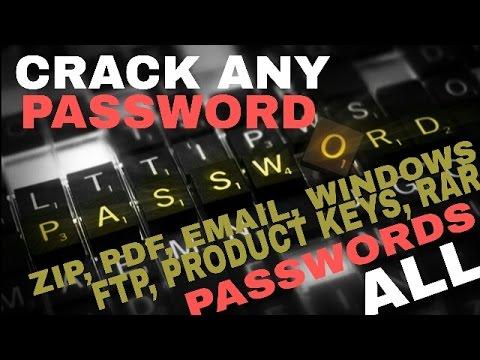 hack rar password(android)