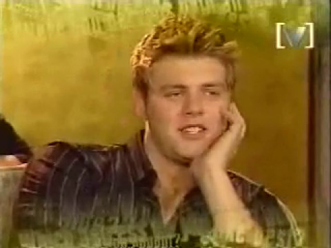 Westlife Answering Viewer Questions - Channel V