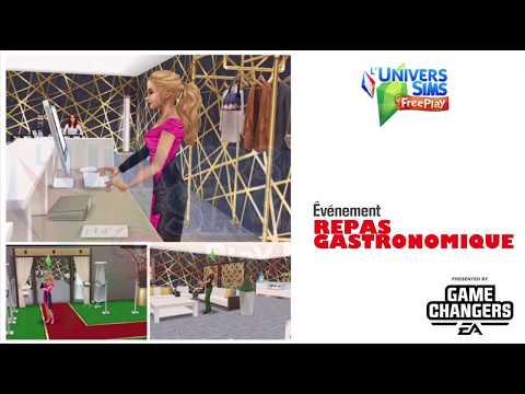 The Sims Freeplay Repas Gastronomique Accès Anticipé