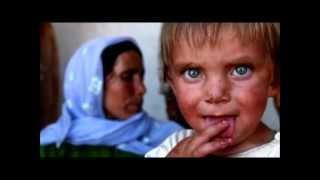 Los Ojos mas Bonitos del Mundo están en Afganistán &  Kurdistan