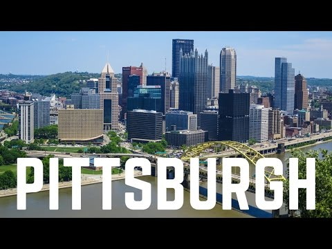 Pittsburgh Travel: A Visit To The Steel City