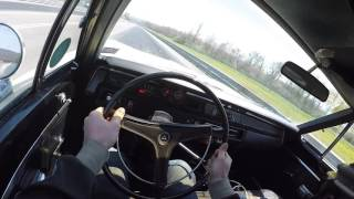 corey s turbo lsx coronet foot brake test at island