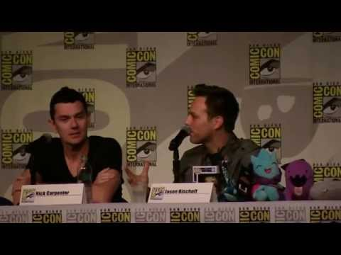 Blizzard Entertainment Showcase Panel - San Diego Comic-Con 2014