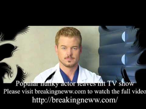 Eric Dane Leaving \'Grey\'s Anatomy\' - YouTube