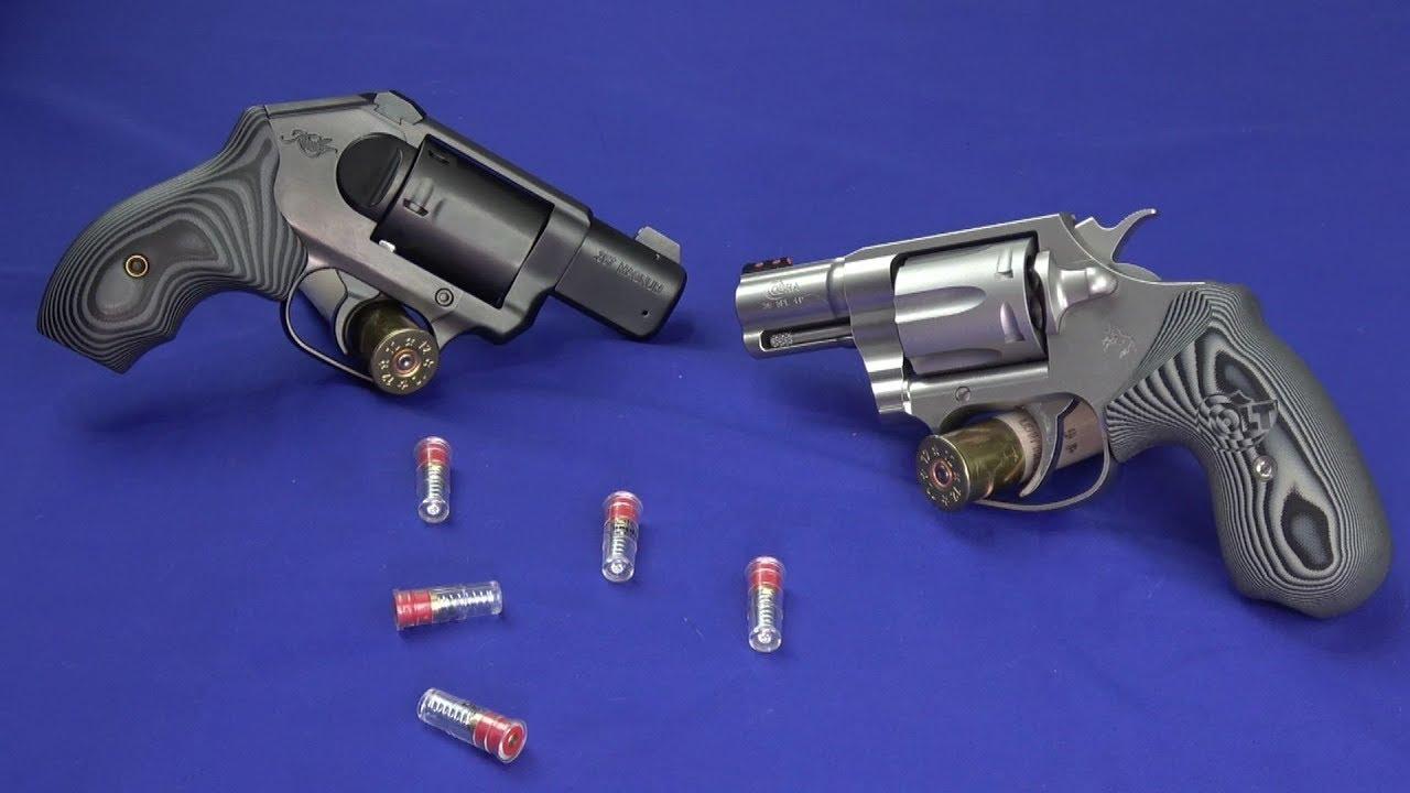Revolver Lust: Kimber K6s vs Colt Cobra