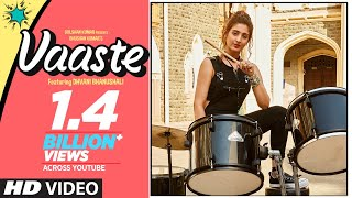 Download Vaaste Song: Dhvani Bhanushali, Tanishk Bagchi | Nikhil D | Bhushan Kumar | Radhika Rao, Vinay Sapru Mp3 and Videos