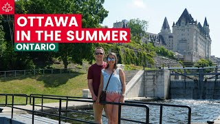 BEST Things To Do in OTTAWA CANADA