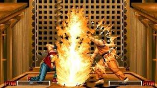 [TAS] Terry VS Ryo (KoF '95)