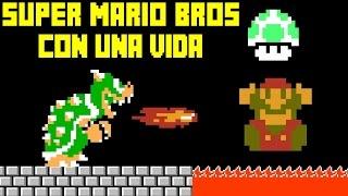 Desafio: Super Mario Bros. con una Vida - Pepe el Mago(Les presento un desafió bastante interesante, en el que veremos hasta donde puedo llegar en Super Mario Bros. 1 para el Nintendo NES con una vida., 2017-03-03T19:13:52.000Z)