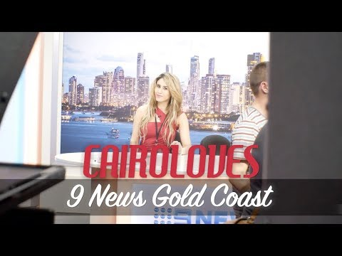 Channel 9 News Gold Coast | Behind the News Desk