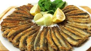 Hamsi Tava Tarifi - Neşeli Yemekler - Yemek Tarifleri