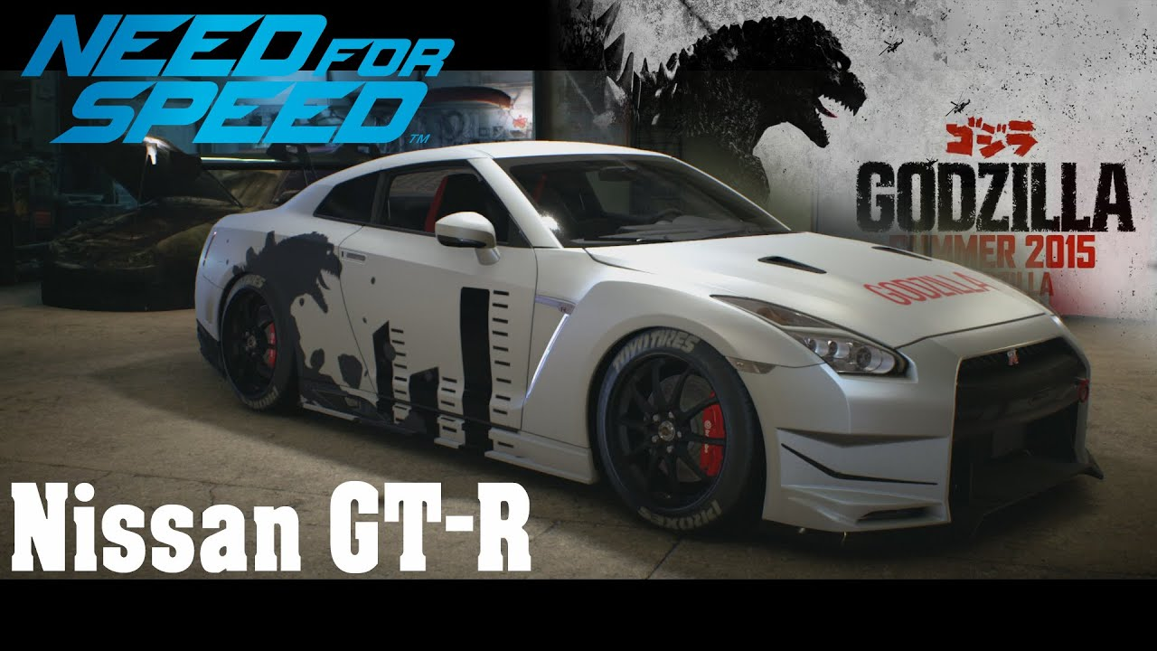 Hd Nfs Cars Wallpapers Nfs Tuning Nissan Gt R Godzilla 26 Youtube