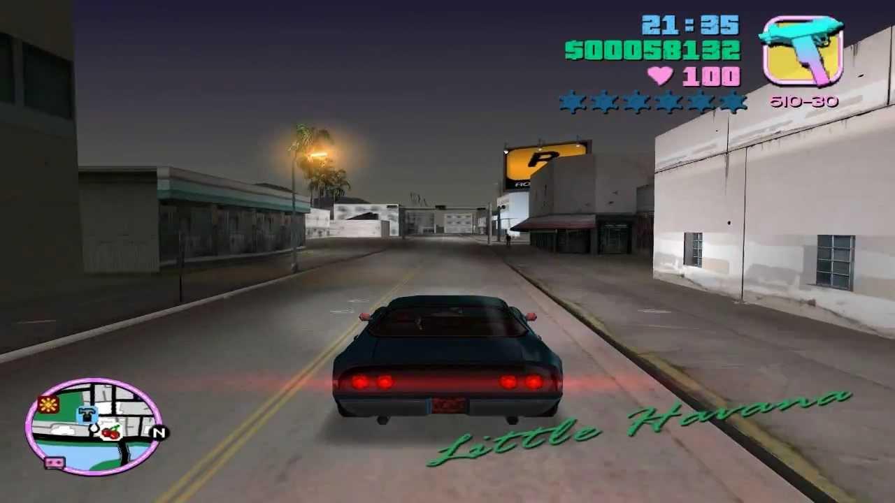Grand Theft Auto: Vice City - Mission #50 - Sunshine Autos