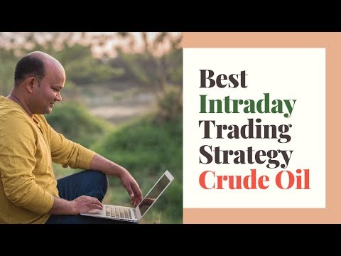 Crude Oil Intraday Trading Strategy – (2019)