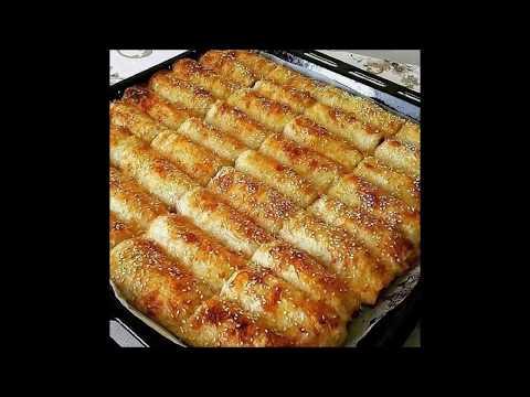 فطائر-البوراك-التركي-ناجح-و-لذيذة-جدا-/-turkish-borek-/#رمضان-#فطور