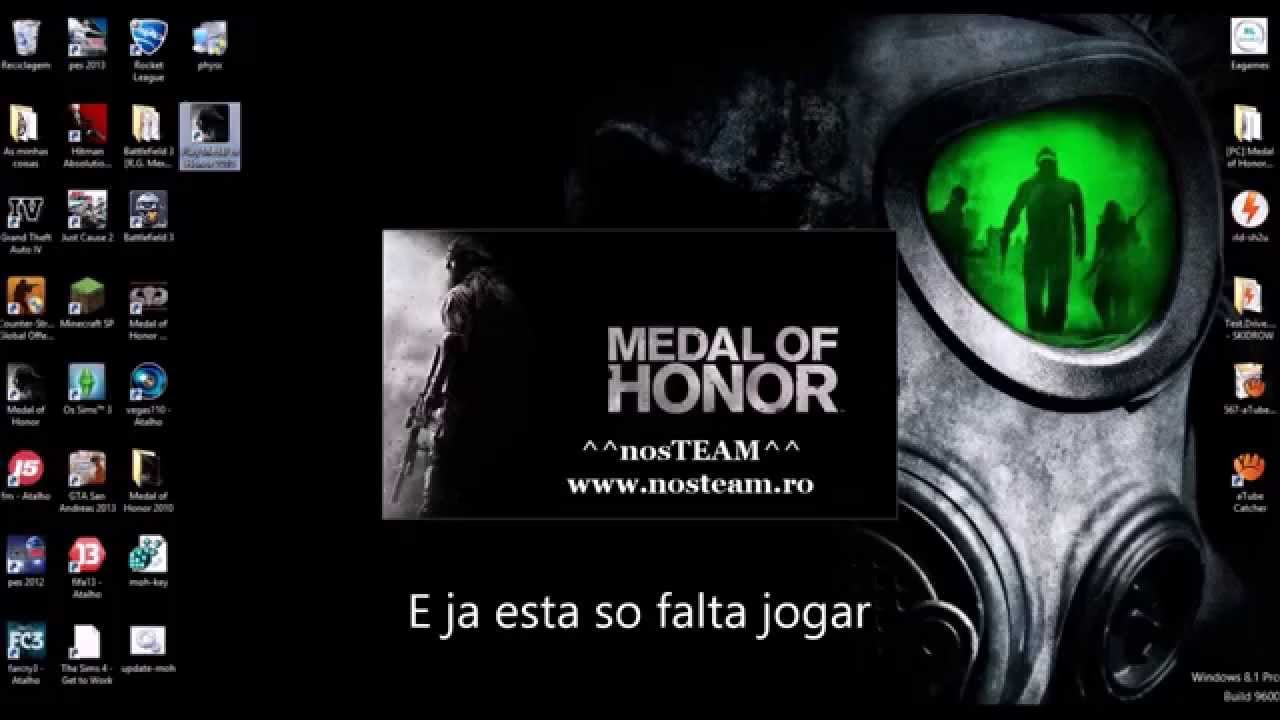 descargar crack para medal of honor 2010 pc