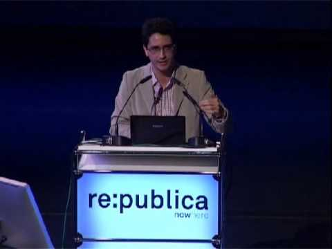 re:publica 2010 - Ronaldo Lemos - Free Culture in Brasil on YouTube