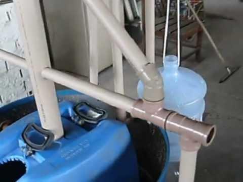 Bomba de gua trindade com tr s tambores e duas bombas for Tambores para agua