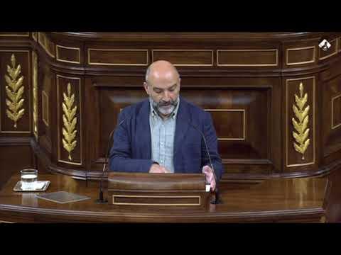 """Néstor Rego: """"O Goberno central a nacionalización de Alcoa se for preciso"""""""