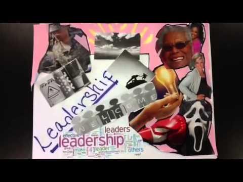 Leadership Academy Paper Slide