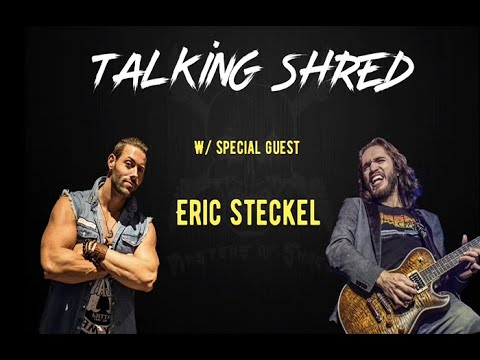 TALKING SHRED WITH ERIC STECKEL