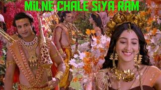 Ram Siya Ke Luv Kush | Milne Chale Siya Ram | Mera Hriday Tum | Full HD