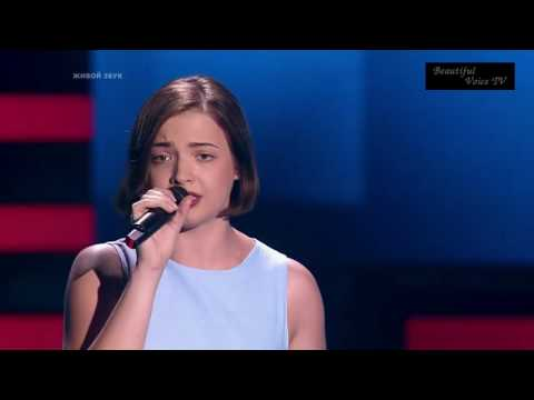 Daria. 'Stand up for love'. The Voice Russia 2016.