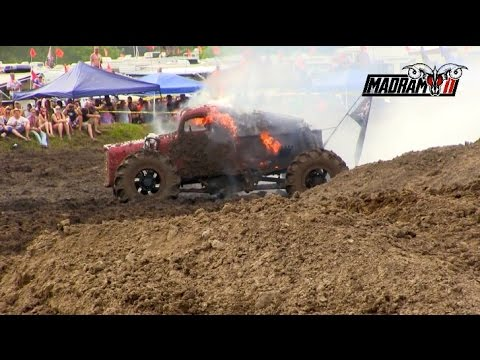 INTRUDER 2.0 GOES UP IN A BLAZE AT MICHIGAN MUD JAM