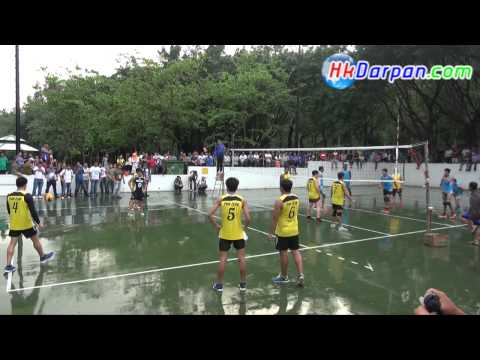 2nd SS Cup 2015 Open Male Volleyball Tournament