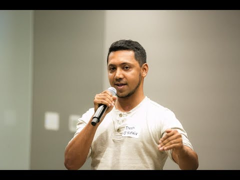 Deep Datta, CoFounder/COO Konviv pitch @FinTech Changes in Banking