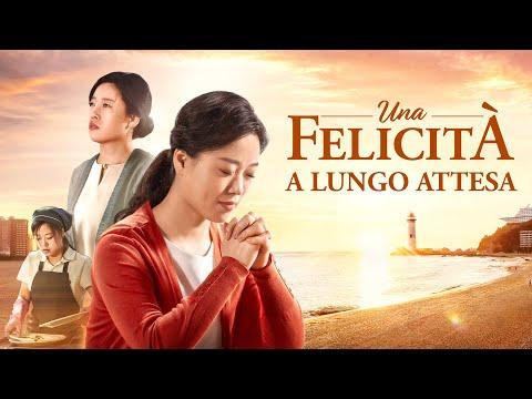 Film cristiano completo in italiano 'Una felicità a lungo attesa' Dio mi ha cambiato la vita