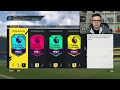 SPECIAL WINTER UPGRADE FULL PREMIER LEAGUE PACKS!!! Fifa 17 Ratings Refresh Pack Opening