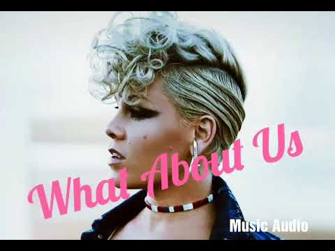 Pink - What About Us (Audio)