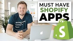 ??MUST HAVE SHOPIFY APPS 2019 - Best Shopify Apps To Increase Sales ??