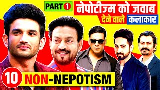 Top 10 Non Nepotism Celebrities in Bollywood | Part 1